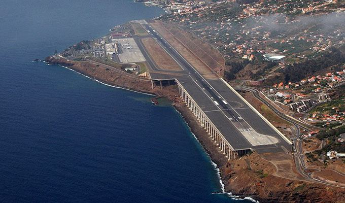 Aeroporto  da Ilha da Madeira