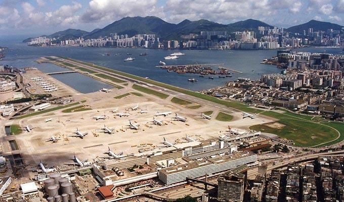 Aeroporto Kai Tak, Hong Kong