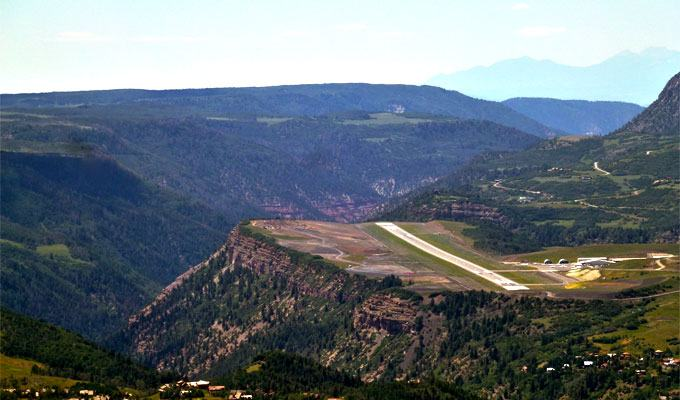 Aeroporto Telluride, Colorado, EUA