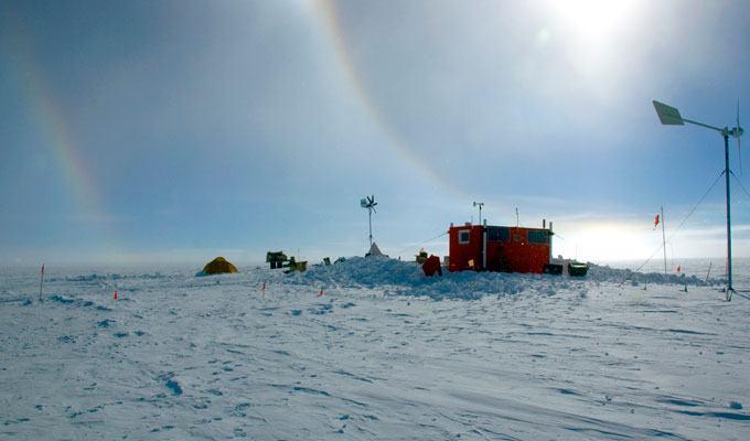 Estação Plateau, Antarctica