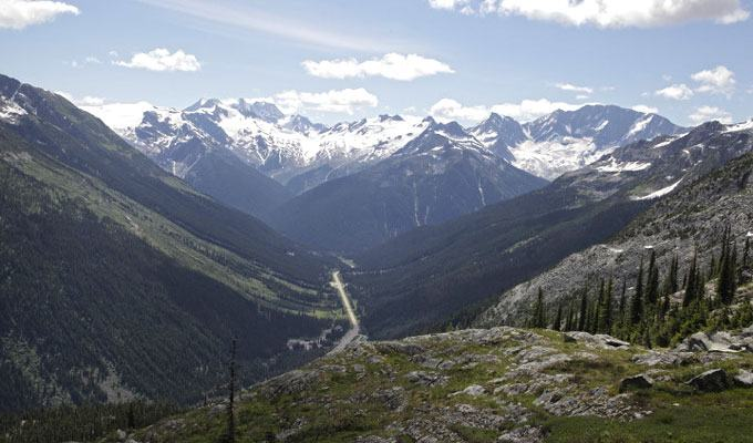 Rogers Pass, Canadá