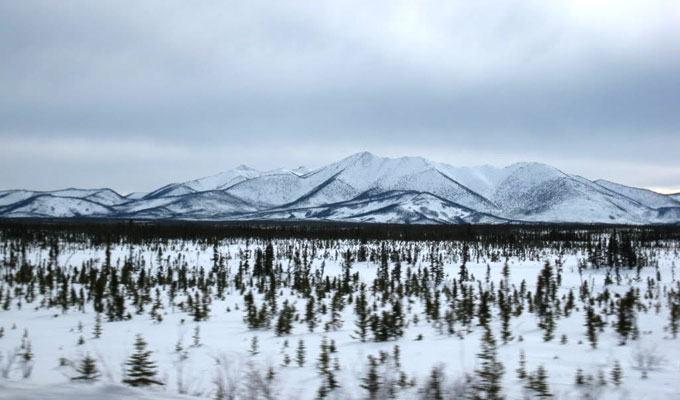 Snag Yukon, Canadá