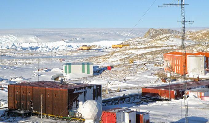 Estação Vostok, Antarctica