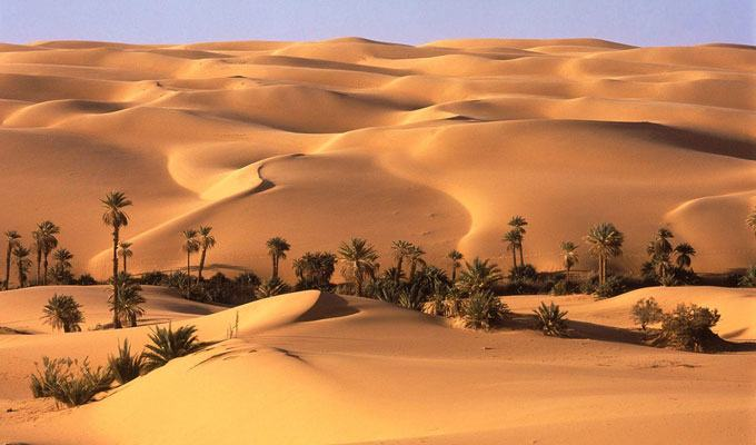 Lugar mais quente do mundo: Al 'Aziziyah, Libia