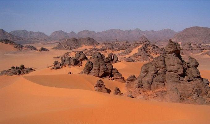 Lugar mais quente do mundo: Ghadames, Libia