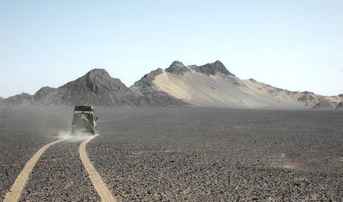 Lugar mais quente do mundo: Deserto Lut, Iran