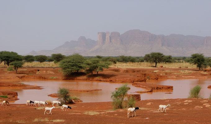 Lugar mais quente do mundo: Timbuktu, Mali