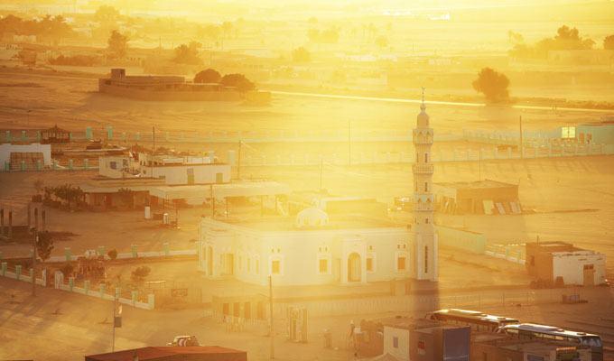 Lugar mais quente do mundo: Wadi Halfa, Sudão