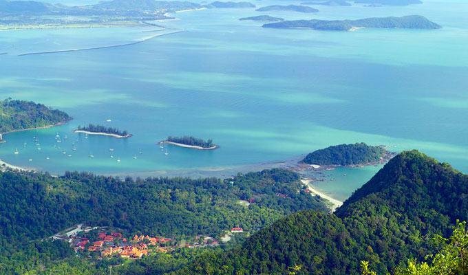 Praia mais bonita do mundo: Langkawi, Malásia