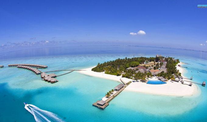 Praia mais bonita do mundo: Maldivas