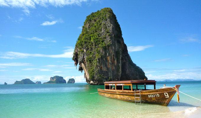Praia mais bonita do mundo: Phra Nang, Tailândia