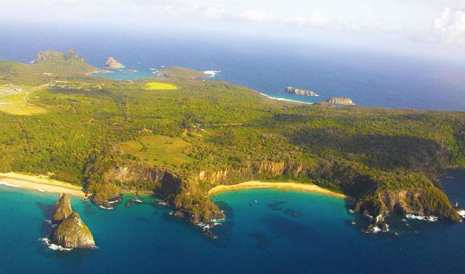 Praia mais bonita do mundo: Praia do Sancho, Fernando de Noronha