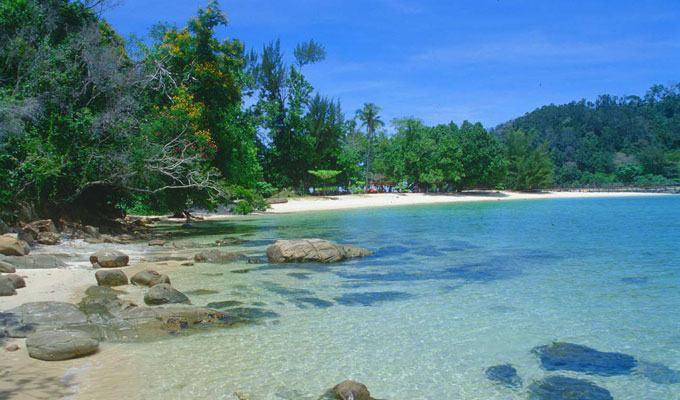 Praia mais bonita do mundo: Sapi, Malásia