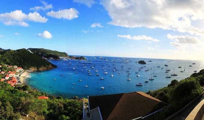 Praia mais bonita do mundo: São Bartolomeu, Caribe
