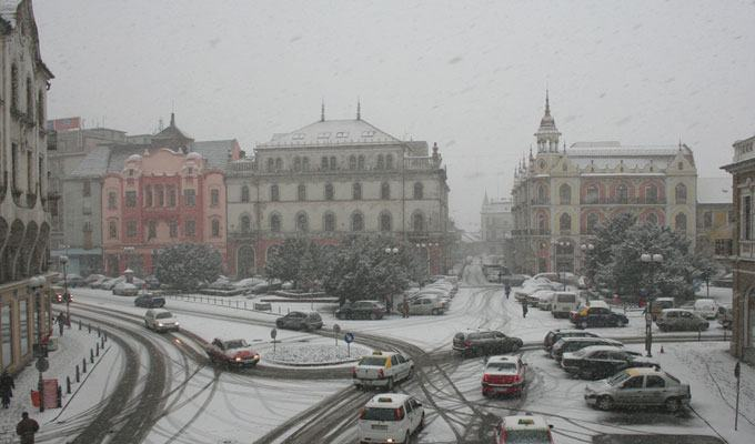 Cidade mais fria do mundo: Bucareste, Romênia