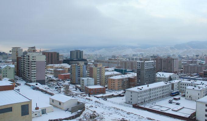 Cidade mais fria do mundo: Ulan Bator, Mongólia