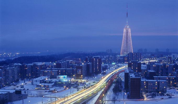 Cidade mais fria do mundo: Vilnius, Lituânia