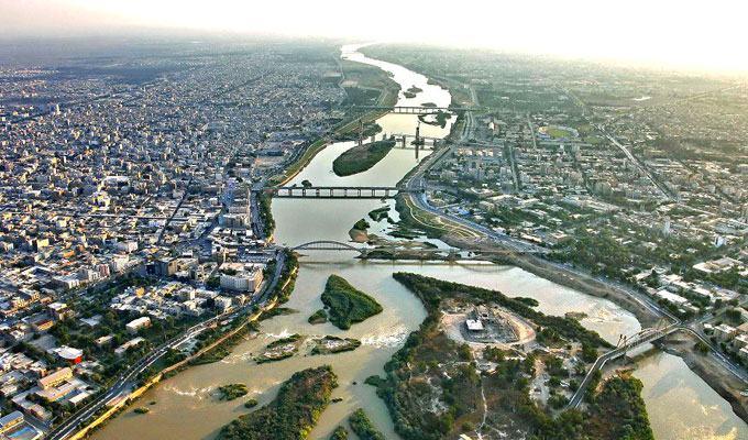 Cidade mais quente do mundo: Ahvaz, Iran