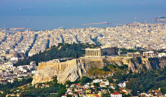 Cidade mais quente do mundo: Atenas, Grécia