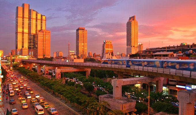 Cidade mais quente do mundo: Bangkok, Tailândia