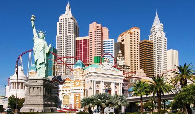 Cidade mais quente do mundo: Las Vegas, EUA