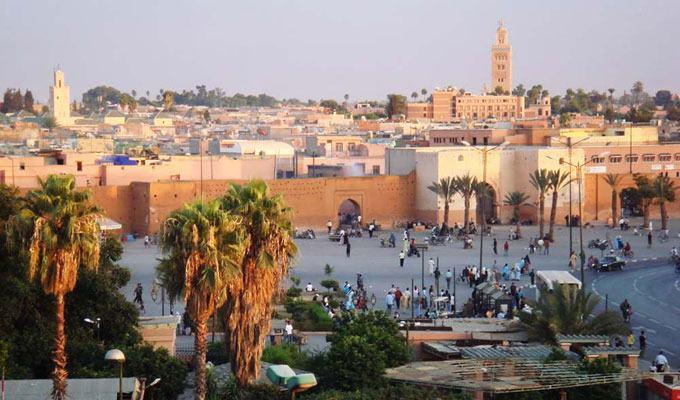 Cidade mais quente do mundo: Marrakech, Marrocos