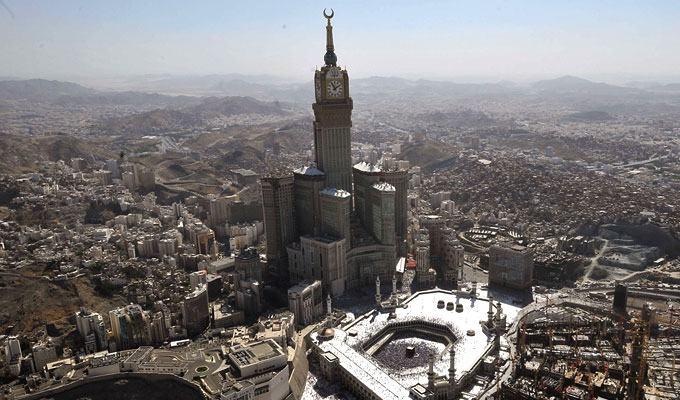 Cidade mais quente do mundo: Meca, Arábia Saudita