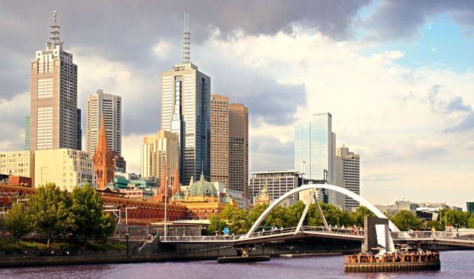 Cidade mais quente do mundo: Melbourne, Australia