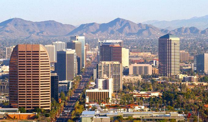 Cidade mais quente do mundo: Phoenix, EUA